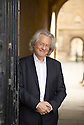A C Grayling, Philosopher and writer at Oxford Literary Festival  at Oxford  2014 CREDIT Geraint Lewis