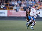 Ian Black tackles by Graeme Holmes