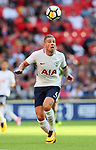 Tottenham's Toby Alderweireld in acction during the pre season match at Wembley Stadium, London. Picture date 5th August 2017. Picture credit should read: David Klein/Sportimage