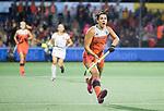 AMSTELVEEN - Malou Pheninckx (Ned)   tijdens Nederland - Spanje (dames) bij de Rabo EuroHockey Championships 2017.  ANP KOEN SUYK