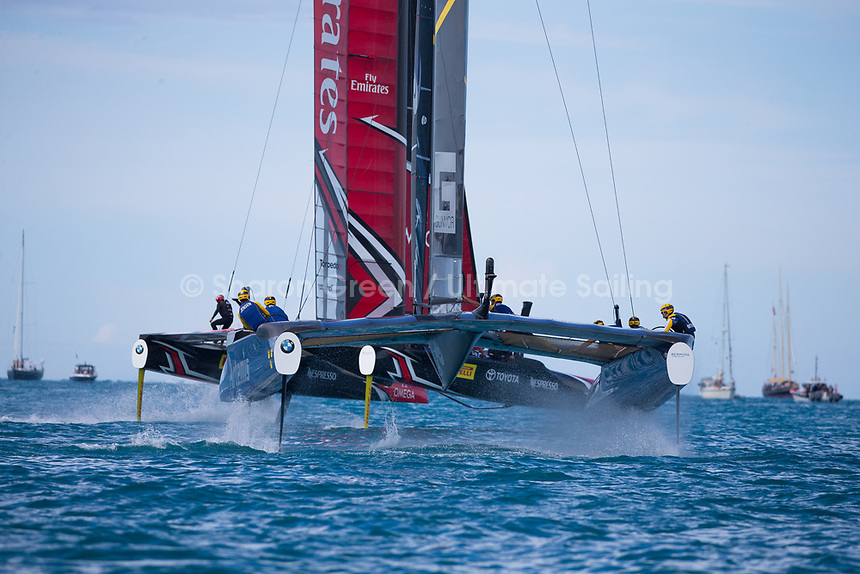 2017 LOUIS VUITTON AMERICAS CUP Challenger Series 6_12_17