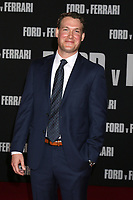 """LOS ANGELES - NOV 4:  Joe Williamson at the """"Ford v Ferrari"""" Premiere at TCL Chinese Theater IMAX on November 4, 2019 in Los Angeles, CA"""