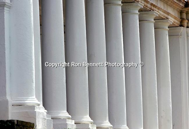 University Virginia pillars Charlottesville Commonwealth of Virginia, Fine Art Photography by Ron Bennett, Fine Art, Fine Art photography, Art Photography, Copyright RonBennettPhotography.com ©