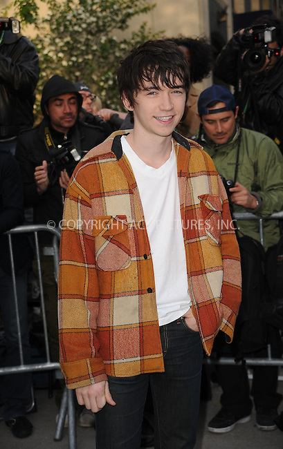 WWW.ACEPIXS.COM . . . . . ....April 27 2010, New York City....Actor Liam Aiken arriving at the premiere of 'The Killer Inside Me' during the 2010 Tribeca Film Festival at the School of Visual Arts Theater on April 27, 2010 in New York City. ....Please byline: KRISTIN CALLAHAN - ACEPIXS.COM.. . . . . . ..Ace Pictures, Inc:  ..(212) 243-8787 or (646) 679 0430..e-mail: picturedesk@acepixs.com..web: http://www.acepixs.com