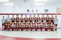 2002 Men's Wrestling team photo.