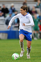 Kelly Smith...Saint Louis Athletica  tied 1-1 with Boston Breakers at Anheuser-Busch Soccer Park, Fenton, MO.