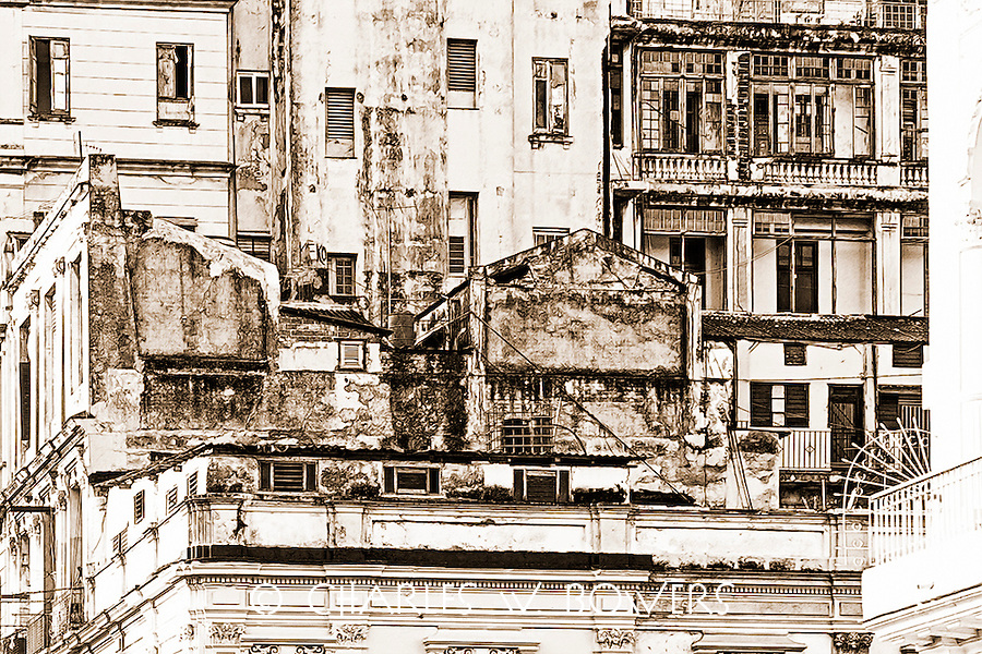 Everyday Cuba lovely old world architecture in jeopardy<br />