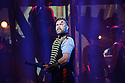 London, UK. 12.02.2016. Jeff Wayne's Musical Version of the War of the Worlds opens at the Dominion Theatre. Picture shows: Daniel Bedingfield (The Artilleryman). Photograph © Jane Hobson.