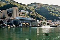 Italy, enclave in Swiss Cantone Ticino, Campione d'Italia: tax haven with Casino | Italien, Exklave im schweizerischen Kanton Tessin, Campione d'Italia: Steueroase mit Spielbank