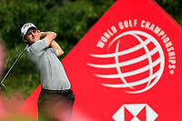 Emiliano Grillo (ARG) on the 2nd tee during the 2nd round at the WGC HSBC Champions 2018, Sheshan Golf CLub, Shanghai, China. 26/10/2018.<br /> Picture Fran Caffrey / Golffile.ie<br /> <br /> All photo usage must carry mandatory copyright credit (&copy; Golffile | Fran Caffrey)