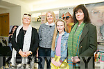 Isis Scanlon, Helen Mcloughlin, Grace McLoughlin and Michelle McElligott at the CH Chemist Tralee Lions Club Charity Fashion Show on Friday