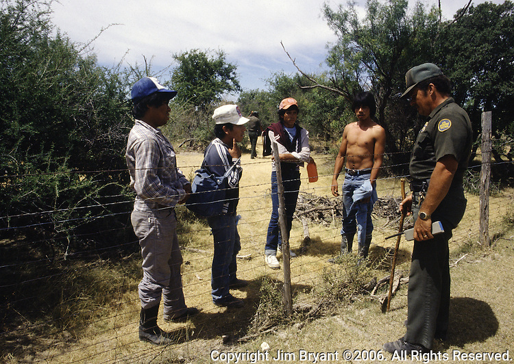 An analysis of united states border patrol