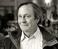 Paul Violi, 2009.  Poet