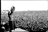 Pantera - vocalist Phil Anselmo performing live on the main stage at the Monsters of Rock held at Donington Park UK - 04 Jun 1994.  Photo credit: Eddie Malluk/IconicPix