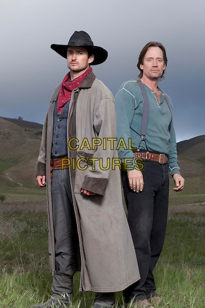 Wes Brown &amp; Kevin Sorbo <br /> in Shadow on the Mesa (2013)<br /> *Filmstill - Editorial Use Only*<br /> CAP/NFS<br /> Image supplied by Capital Pictures