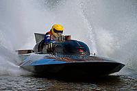 """Scott Kirshner, F-266 """"Miss Supersonic II"""" , 266 class hydroplane"""