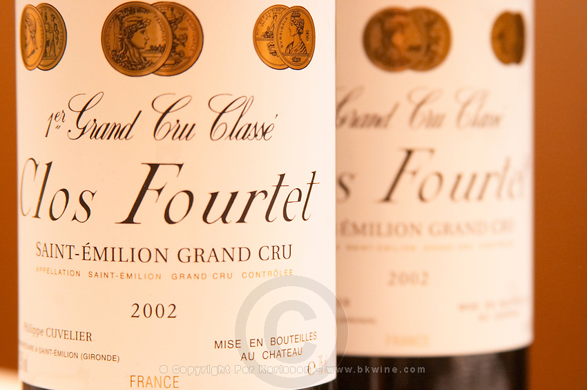 Clos Fourtet, Saint Emilion, Bordeaux, France