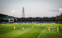 General view during the Friendly match between Wycombe Wanderers and AFC Wimbledon at Adams Park, High Wycombe, England on 25 July 2017. Photo by Andy Rowland.