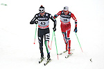 04/01/2014, Val Di Fiemme - 2014 Cross Country Ski World Cup Tour de ski <br /> Dietmar NOECKLER in action during the Men 10 km Classic Individual in Val Di Fiemme, Italy on 04/01/2014.