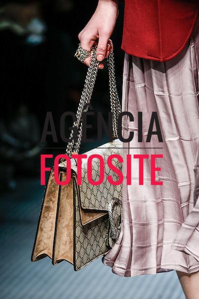 Gucci<br /> Milan RTW Fall Winter 2015 <br /> February 2015