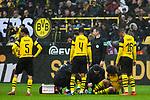 09.03.2019, Signal Iduna Park, Dortmund, GER, 1.FBL, Borussia Dortmund vs VfB Stuttgart, DFL REGULATIONS PROHIBIT ANY USE OF PHOTOGRAPHS AS IMAGE SEQUENCES AND/OR QUASI-VIDEO<br /> <br /> im Bild   picture shows:<br /> Verletzung Axel Witsel (Borussia Dortmund #28), <br /> <br /> Foto &copy; nordphoto / Rauch