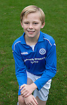 St Johnstone Academy U11's<br /> Luke Graham<br /> Picture by Graeme Hart.<br /> Copyright Perthshire Picture Agency<br /> Tel: 01738 623350  Mobile: 07990 594431