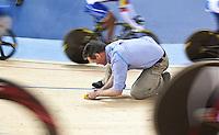 Track Cycling - Equipment