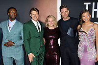 """LOS ANGELES, CA: 24, 2020: Aldis Hodge, Jason Blum, Elisabeth Moss, Oliver Jackson-Cohen & Storm Reid, at the premiere of """"The Invisible Man"""" at the TCL Chinese Theatre.<br /> Picture: Paul Smith/Featureflash"""