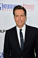 Ed Helms at the premiere for &quot;Chappaquiddick&quot; at the Samuel Goldwyn Theatre, Los Angeles, USA 28 March 2018<br /> Picture: Paul Smith/Featureflash/SilverHub 0208 004 5359 sales@silverhubmedia.com
