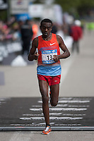 Herpasa Negasa Kitesa 3rd classified of 2013 Madrid Marathon