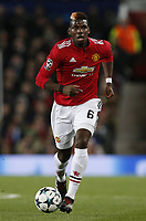 Paul Pogba of Manchester United ManU during the Champions League Group A match at the Old Trafford, Manchester. Picture date: December 5th 2017. Picture credit should read: Andrew Yates/Sportimage PUBLICATIONxNOTxINxUK  <br /> Premier League 2017/2018 <br /> Foto Imago / Insidefoto