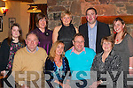 John Murphy Scartaglen celebrated his 40th birthday with his family in the Beaufort bar on Saturday night front row l-r: Mike, Eileen, John, Hannah Mai Murphy. Back row: Ella Murphy, Bridget Herlihy, Catherine, Liam and Siobhain Murphy.   Copyright Kerry's Eye 2008