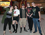 A photograph during the Epic Crawl held in downtown Reno on Saturday night, June 3, 2017.