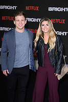 Jonathan Lipnicki at the European premiere for &quot;Bright&quot; European premiere at the BFI South Bank, London, UK. <br /> 15 December  2017<br /> Picture: Steve Vas/Featureflash/SilverHub 0208 004 5359 sales@silverhubmedia.com