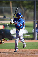Los Angeles Dodgers Carlos Rincon (54) during an Instructional League game against the Chicago White Sox on October 15, 2016 at the Camelback Ranch Complex in Glendale, Arizona.  (Mike Janes/Four Seam Images)