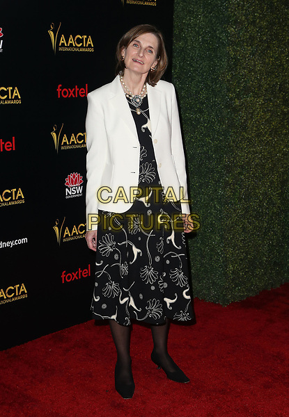04 January 2019 - West Hollywood California - Deborah Davis. 8th AACTA International Awards held at Skybar at Mondrian Los Angeles.         <br /> CAP/ADM/FS<br /> ©FS/ADM/Capital Pictures