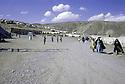 Iran 1974.Camp de réfugiés kurdes a Nelliwan.Iran 1974.Kurdish refugees' camp