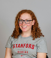 Amanda Quay with Stanford women's rowing ltw team