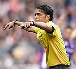 Nederland, Amsterdam, 22 april 2012.Seizoen 2011/2012.Eredivisie.Ajax-FC Groningen.Scheidsrechter Serdar Gozubuyuk