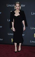 NEW YORK, NY - May 29: Emilia Clarke attend the 2018 Lincoln Center American Songbook Gala honoring Richard Plepler and HBO at Alice Tully Hall, Lincoln Center on May 29, 2018 in New York City. <br /> CAP/MPI/JP<br /> &copy;JP/MPI/Capital Pictures