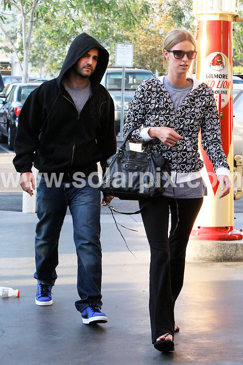 **ALL ROUND PICTURES FROM SOLARPIX.COM**.**WORLDWIDE SYNDICATION RIGHTS EXCEPT FOR USA, AUSTRALIA & GERMANY**.Nicky Hilton with her boyfriend David Katzenberg going into the Grove having a romantic dinner together in West Hollywood Los Angeles California in the USA..This pic:Nicky Hilton,David Katzenberg..JOB REF:7196-LAS       DATE:03_09_08.**MUST CREDIT SOLARPIX.COM OR DOUBLE FEE WILL BE CHARGED* *UNDER NO CIRCUMSTANCES IS THIS IMAGE TO BE REPRODUCED FOR ANY ONLINE EDITION WITHOUT PRIOR PERMISSION*