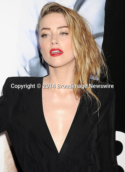 Pictured: Amber Heard<br /> Mandatory Credit &copy; Joseph Gotfriedy/Broadimage<br /> &quot;3 Days To Kill&quot; - Los Angeles Premiere<br /> <br /> 2/12/14, Hollywood, California, United States of America<br /> <br /> Broadimage Newswire<br /> Los Angeles 1+  (310) 301-1027<br /> New York      1+  (646) 827-9134<br /> sales@broadimage.com<br /> http://www.broadimage.com