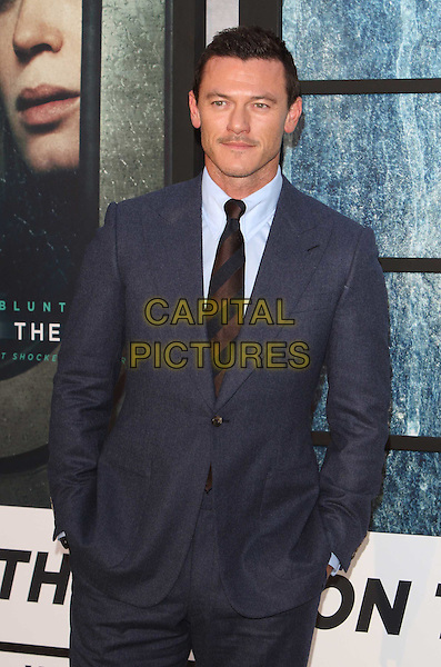 Luke Evans at The Girl on the Train - world film premiere at the Odeon Leicester Square. London on September 20th 2016<br /> CAP/ROS<br /> &copy;Steve Ross/Capital Pictures