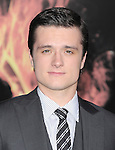 Josh Hutcherson attends the Lionsgate World Premiere of The hunger Games held at The Nokia Theater Live in Los Angeles, California on March 12,2012                                                                               © 2012 DVS / Hollywood Press Agency