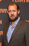 """Justin Edwards attends the Meet the Broadway cast of """"The Ferryman"""" during the press photo call on October 4, 2018 at Sardi's in New York City."""