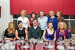 Staff from the Department of Education, Clounalour, Tralee who dined in Cassidy's, Tralee last Friday night for their annual Christmas party, were seated l-r: Jan Fleming, Catriona Keane, Sean Nolan, Stella Keane and Holly Eileesh. Back l-r: Orlaith Griffin, Eileen Devitt, Ger Quirke, Christine O'Sullivan and Mary Kalhune.