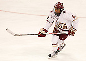 Kaliya Johnson (BC - 6) - The Boston College Eagles defeated the visiting UConn Huskies 4-0 on Friday, October 30, 2015, at Kelley Rink in Conte Forum in Chestnut Hill, Massachusetts.