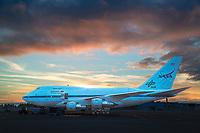 NASA, SOFIA plane