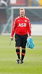 Nederland, Rotterdam, 27 juni 2012.Seizoen 2012-2013.Eerste training Feyenoord.Ronald Koeman, trainer-coach van Feyenoord