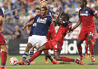 New England Revolution vs Chicago Fire, July 12, 2014